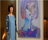 اطلاق سراح (الفنانة الروبوت آدا) بعد التأكد من سلامتها