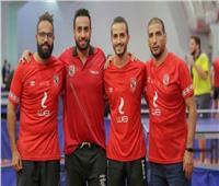 تنس طاولة الأهلي| فريق الرجال يواجه ألعاب دمنهور في بطولة الدوري اليوم