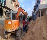 «حياة كريمة» تغير وجه قرية الصديق بمركز أبو المطامير بالكامل