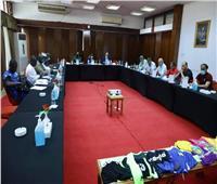 دوري أبطال إفريقيا| تفاصيل الاجتماع الفني لمباراة الأهلي والحرس الوطني