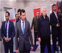 حقيقة إجتماع وزير الرياضة و مرتضي منصور