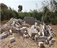 إزالة إشغالات على 260 فدان فى محمية وادى الريان