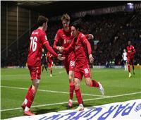 كأس رابطة الإنجليزية  ليفربول يهزم بريستون بثنائية