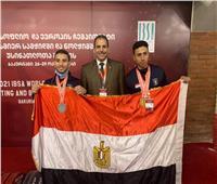 ارتفاع رصيد مكفوفين رفع الاثقال ل 15ميدالية فى بطولة العالم